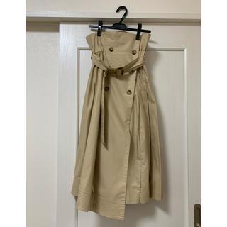 FRAY I.D - FRAY I.D トレンチスカート