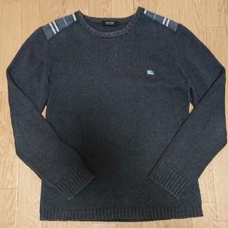 BURBERRY BLACK LABEL - バーバリーブラックレーベル セーター