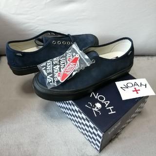 VANS - ☆NOAH × VANS AUTHENTIC NAVY/BLACK 27.5cm