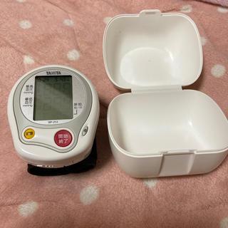 タニタ(TANITA)のタニタ手首式血圧計 BP-212/BP-512/BP-E12(その他)