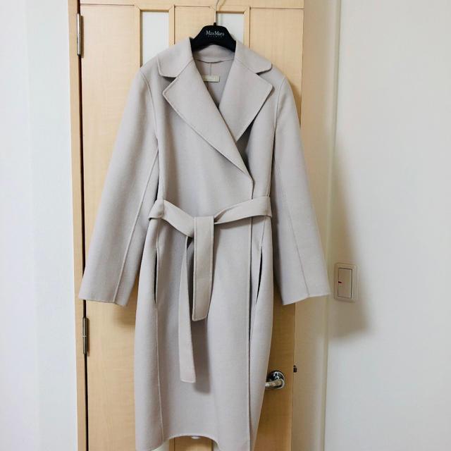 Max Mara(マックスマーラ)のエスマックスマーラ  ダブルフェイスコート レディースのジャケット/アウター(ロングコート)の商品写真