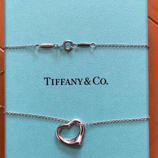 Tiffany & Co. - 美品。ティファニーネックレス                     保存袋付き
