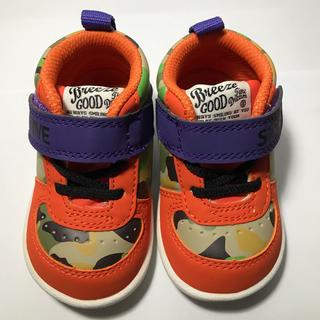 ブリーズ(BREEZE)のIFME × BREEZE 子供靴 13.5㎝ 未使用(スニーカー)