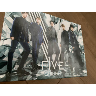 シャイニー(SHINee)のSHINee FIVE DVD(K-POP/アジア)