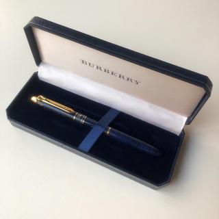 バーバリー(BURBERRY)の【takaさま専用】バーバリー 3色ボールペン(ペン/マーカー)