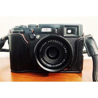 富士フイルム - Fujifilm X100 黒