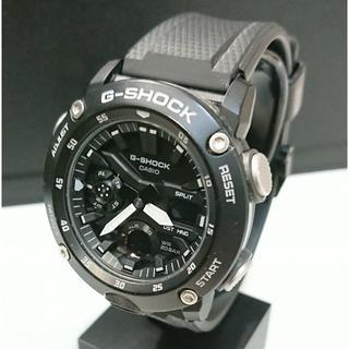 ジーショック(G-SHOCK)の7230 G-SHOCK GA-2000 カーボンコアガード メンズ 時計(腕時計(アナログ))