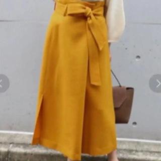 ノーブル(Noble)のノーブル ボタニーオーバータックロングタイトスカート【2点】(ロングスカート)