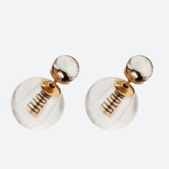 Dior(ディオール)の送料込み Dior ピアス ハンドメイドのアクセサリー(ピアス)の商品写真