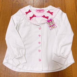 EARTHMAGIC - 新品 セーラーシャツ 110cm