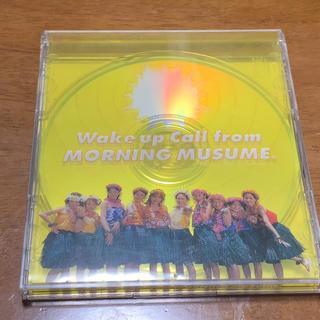モーニングムスメ(モーニング娘。)のWake up Call from MORNING MUSUME。(アイドルグッズ)