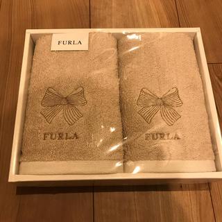 フルラ(Furla)のFURLA フェイスタオル(タオル/バス用品)