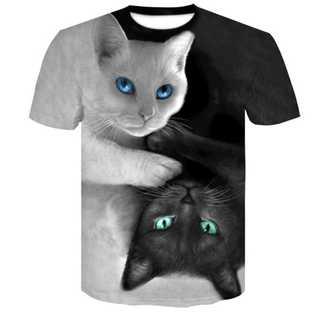 最新入荷!ネコ好きな方に♡個性的ネコTシャツ(Tシャツ(半袖/袖なし))