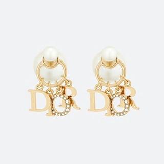 Dior - Dior デイオール ピアス
