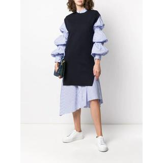 ENFOLD - Enfold Lonst レイヤード ドレス