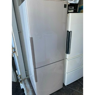 SHARP - SHARP プラズマクラスター 2ドア冷蔵庫 270L  2013年製