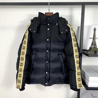 Gucci - GUCCI☆GGパターン ダウン ジャケット