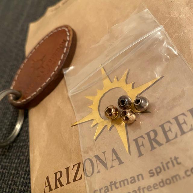 ARIZONA FREEDOM(アリゾナフリーダム)のアリゾナフリーダム プレーンビーズ(中) メンズのアクセサリー(ネックレス)の商品写真