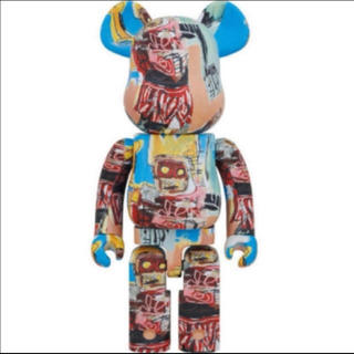 メディコムトイ(MEDICOM TOY)のBE@RBRICK JEAN-MICHEL BASQUIAT #6 1000 %(その他)