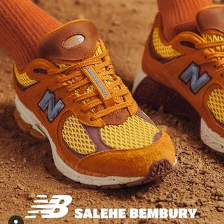 New Balance - SALEHE BEMBURY × NEW BALANCE 2002