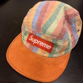 Supreme - supreme cap シュプリーム キャップ