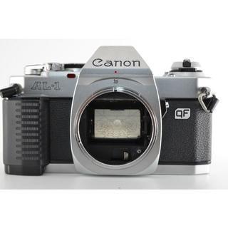 キヤノン(Canon)のキャノン Canon AL-1 フィルムカメラ シルバー ♯1247 【現状品】(フィルムカメラ)