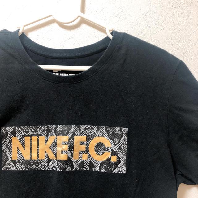 NIKE(ナイキ)の【NIKE】NIKE F.C./ナイキエフシー/Tシャツ メンズのトップス(Tシャツ/カットソー(半袖/袖なし))の商品写真