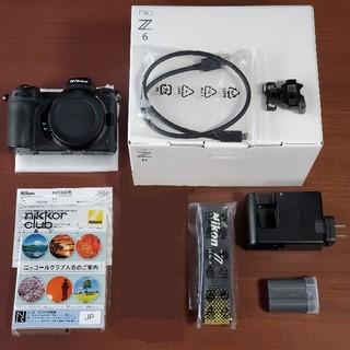 Nikon - ニコン z6 ボディ