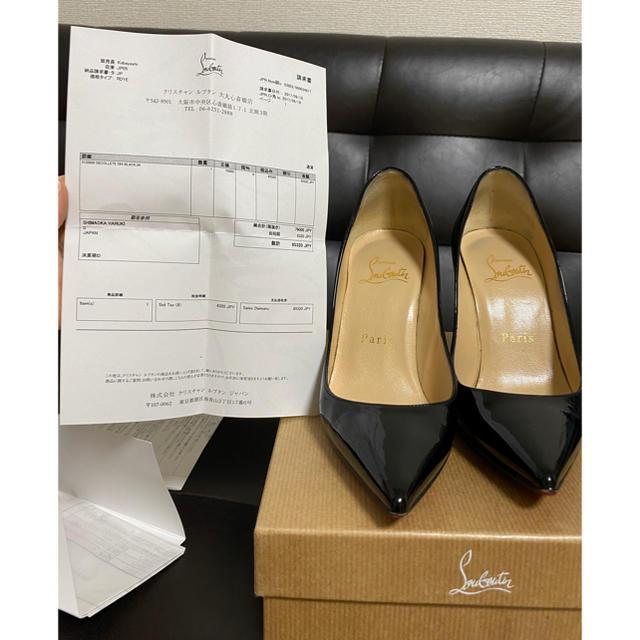 Christian Louboutin(クリスチャンルブタン)のクリスチャンルブタン ハイヒール バーニーズニューヨーク ヨーコチャン レディースの靴/シューズ(ハイヒール/パンプス)の商品写真