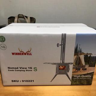 Winnerwell Nomad View Sサイズ ウィンナーウェル薪ストーブ(ストーブ/コンロ)
