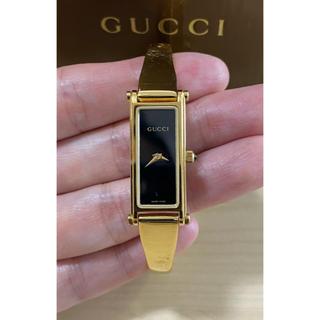 Gucci - ☆美品☆ グッチ GUCCI 1500L レディース 時計 腕時計 稼働中