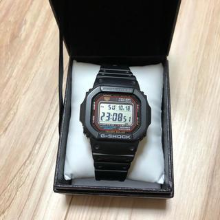ジーショック(G-SHOCK)のCASIO G-SHOCK 腕時計 GW-5610 電波 ソーラー(腕時計(デジタル))