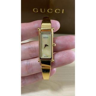 Gucci - ☆超美品☆グッチ GUCCI 1500 レディース 時計 腕時計 稼働中