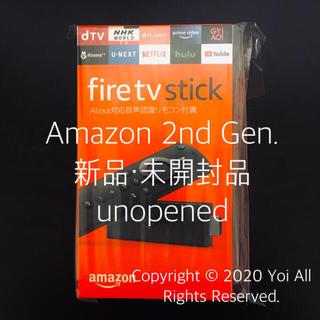 Amazon fire tv stick 第2世代 ファイヤースティック