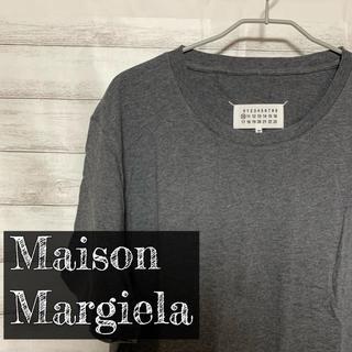 Maison Martin Margiela - 【新品未使用】Maison Margiela Tシャツ グレー メゾンマルジェラ