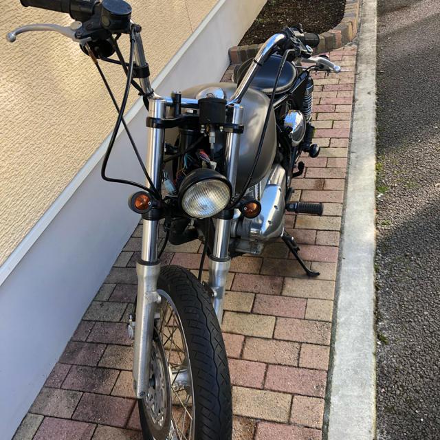 カワサキ(カワサキ)のエストレヤRS 1995年式 (BJ250A) 自動車/バイクのバイク(車体)の商品写真