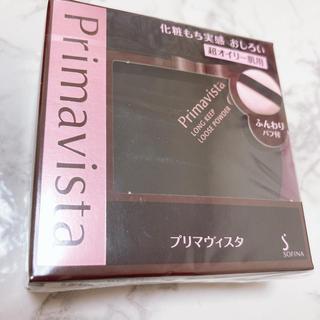 プリマヴィスタ(Primavista)の【新品】ブラック プリマ プリマヴィスタ  おしろい(フェイスパウダー)
