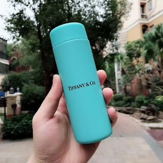 Tiffany & Co. - ティファニー Tiffany  水筒 ブルー