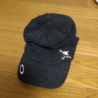 オークリー(Oakley)のオークリー、ニット帽(ニット帽/ビーニー)