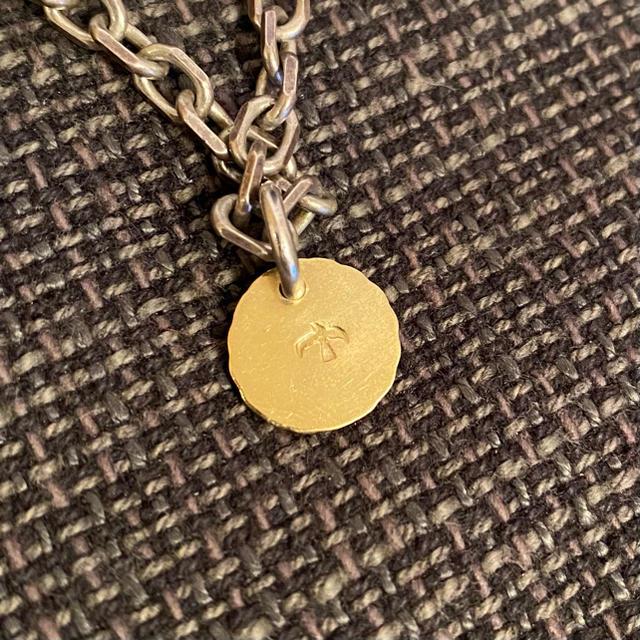 goro's(ゴローズ)のゴローズ 全金メタル大 メンズのアクセサリー(ネックレス)の商品写真