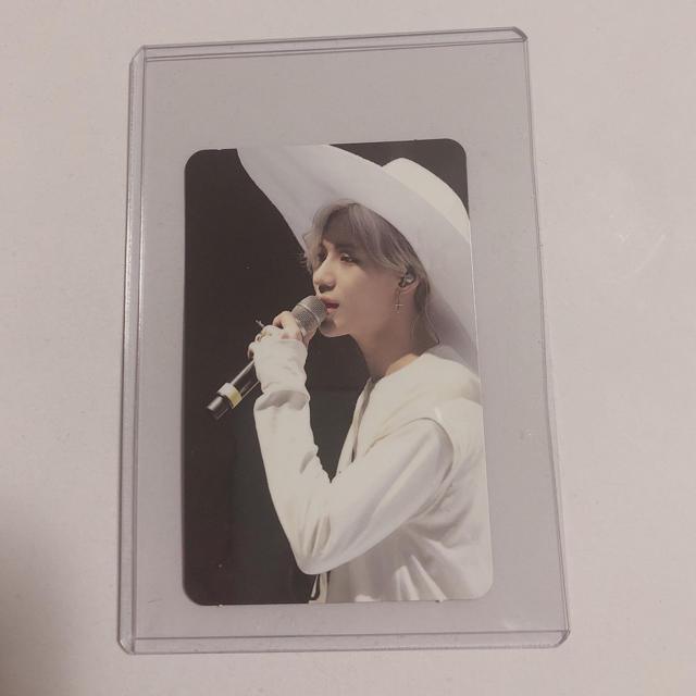 SHINee(シャイニー)のテミン SHINee WORLD in SEOUL 2015 トレカ エンタメ/ホビーのCD(K-POP/アジア)の商品写真