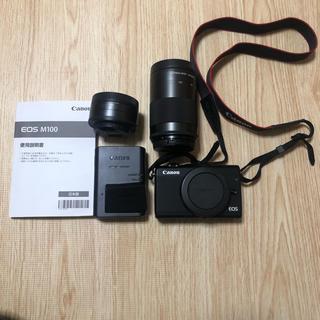 Canon - canon EOS M100 レンズセット