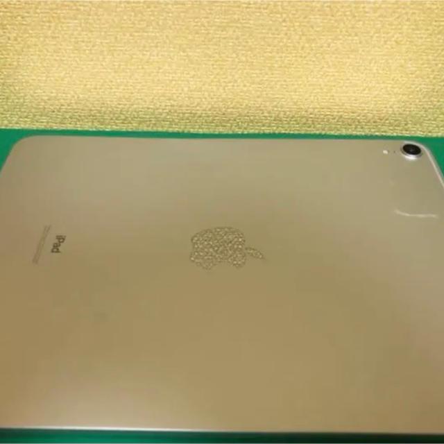 Apple(アップル)の【画面割れ】ipad  pro 11 第1世代 64GB Wi-Fi スマホ/家電/カメラのPC/タブレット(タブレット)の商品写真