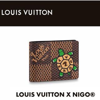 LOUIS VUITTON - ルイヴィトン ポルトフォイユ・ミュルティプル 折財布