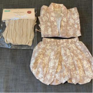 futafuta - 【新品】tete a tete テータテート花柄浴衣ドレスセット