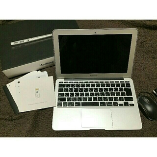 Mac (Apple) - macbook air 2010 late SSD64GB