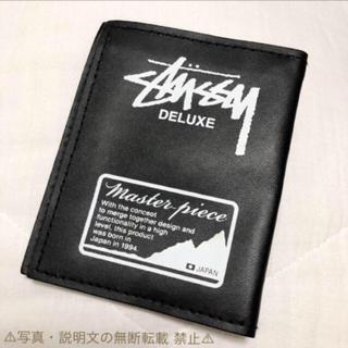 STUSSY - ⭐️新品⭐️【Stussy × マスターピース】レザー パスケース★付録❗️