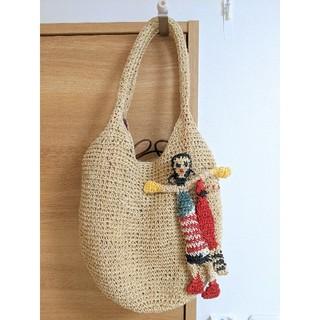 ツモリチサト(TSUMORI CHISATO)の【値下げ中】TSUMORI CHISATO カゴ バッグ トート ハンド 鞄(トートバッグ)