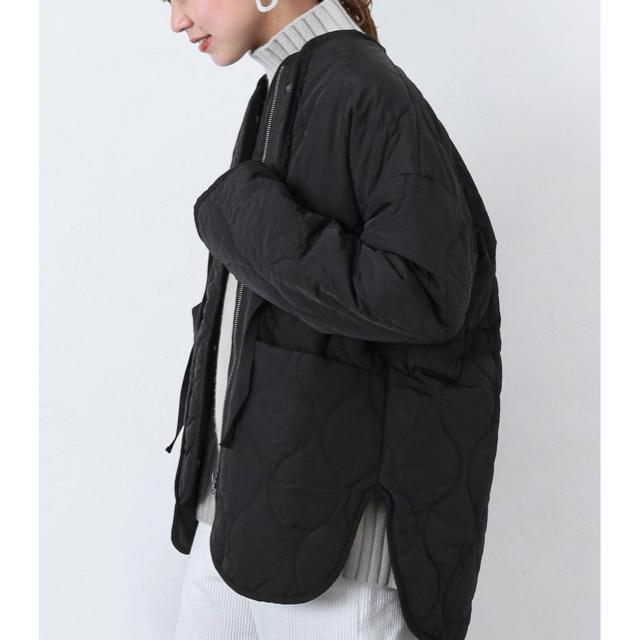 JOURNAL STANDARD(ジャーナルスタンダード)のJOURNALSTANDARD relume  キルティング  ブルゾン レディースのジャケット/アウター(ブルゾン)の商品写真