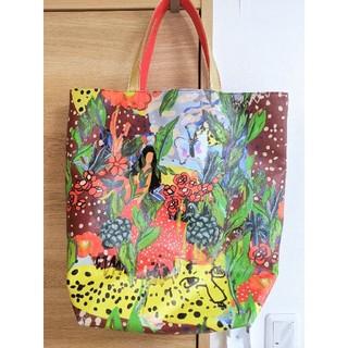ツモリチサト(TSUMORI CHISATO)の【値下げ中】TSUMORI CHISATO 鞄 バッグ トート エコバッグ(トートバッグ)